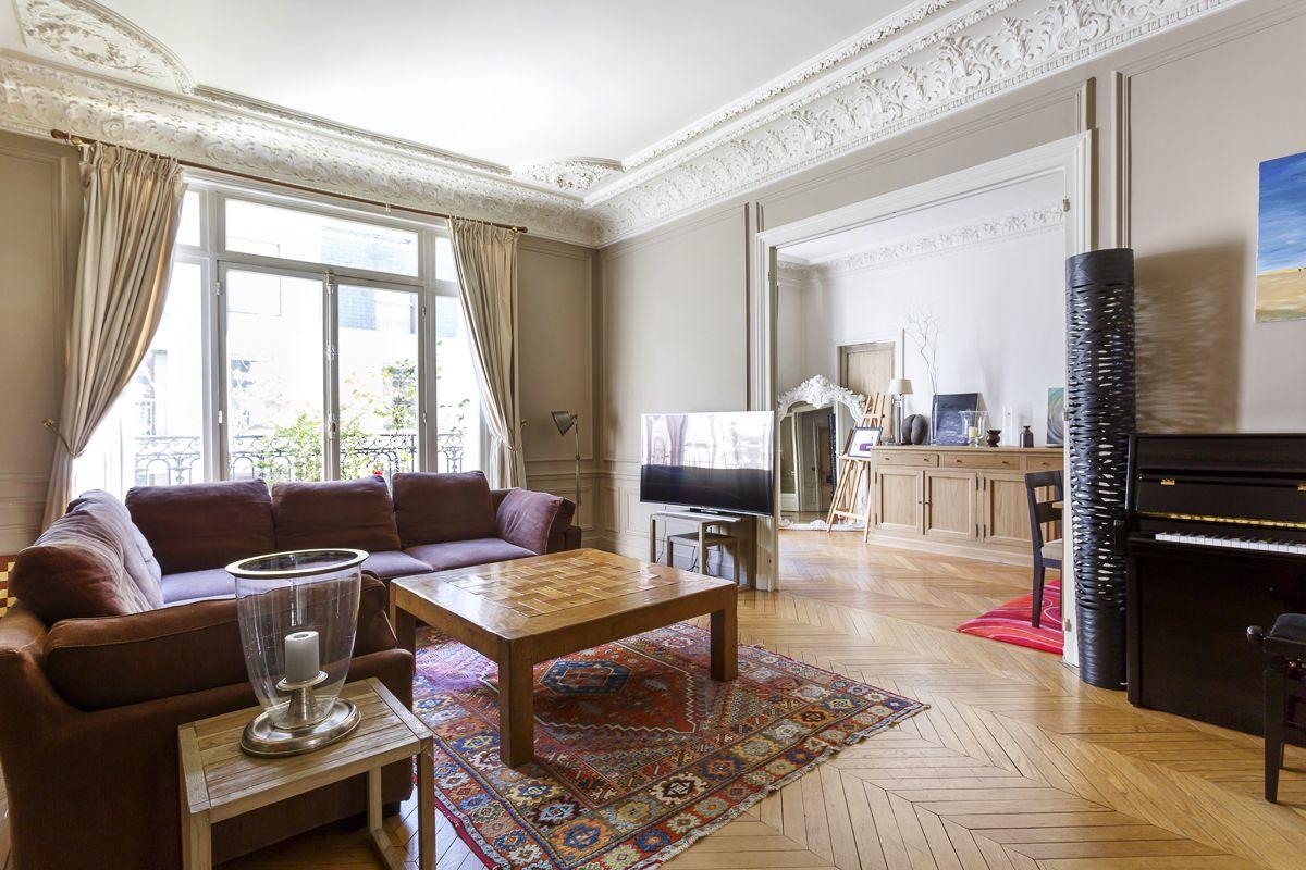 Апартаменты в Париже, Франция, 195 м2 - фото 1