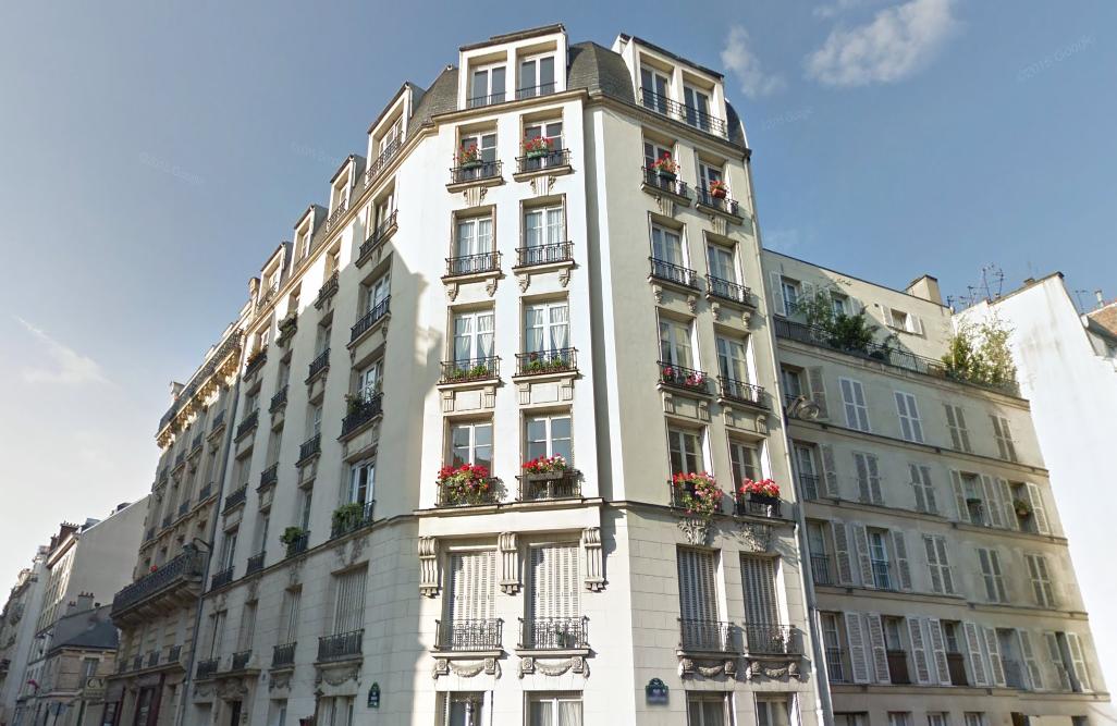 Квартира в Париже, Франция, 79 м2 - фото 1