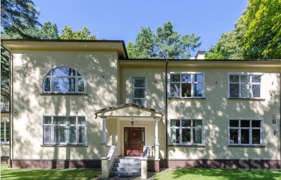 Дом в Риге, Латвия, 3371 м2 - фото 1