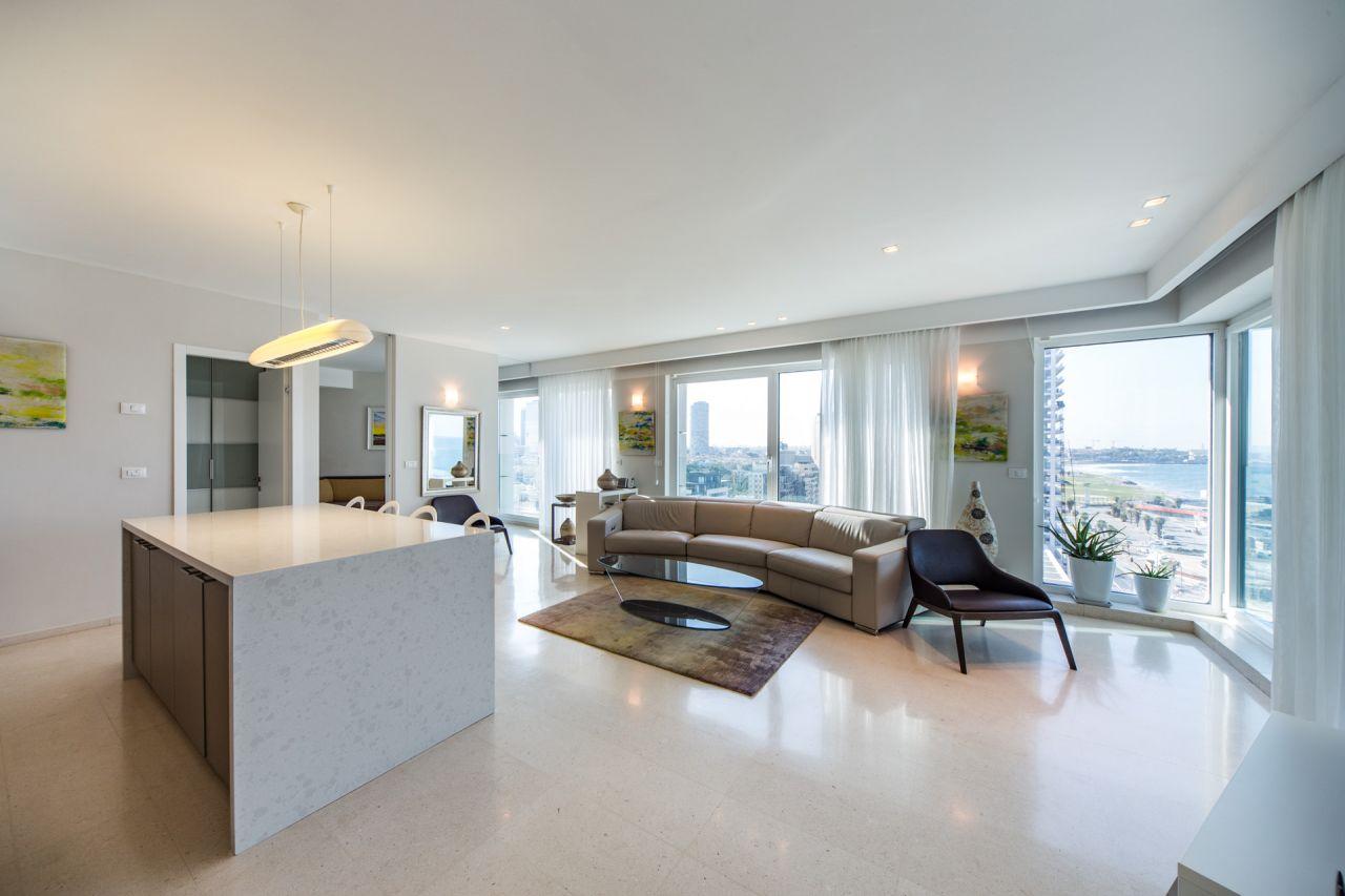 Апартаменты в Тель-Авиве, Израиль, 93 м2 - фото 1