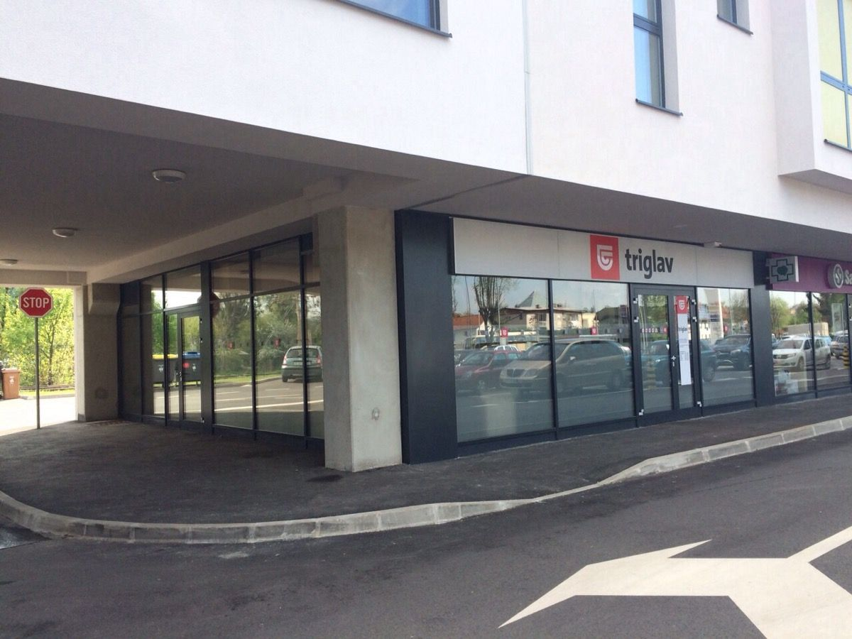 Магазин в Любляне, Словения, 116.25 м2 - фото 1