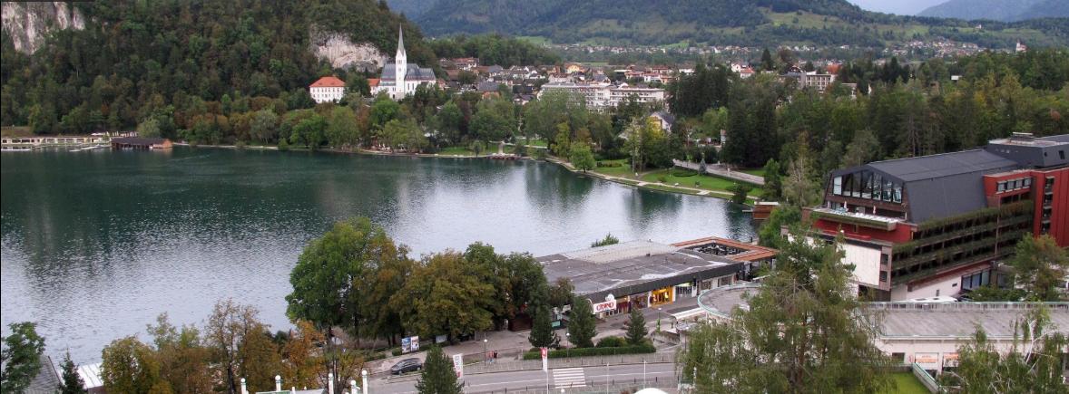 Кафе, ресторан в Бледе, Словения, 405 м2 - фото 1