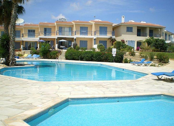 Дом в Пафосе, Кипр, 114 м2 - фото 1