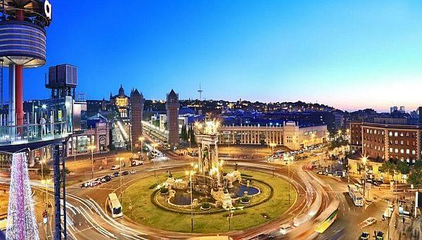 Отель, гостиница в Барселоне, Испания, 4720 м2 - фото 1