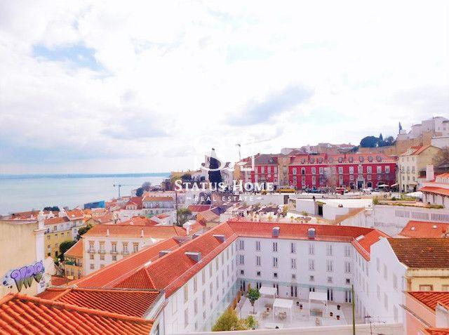 Апартаменты в Лиссабоне, Португалия, 48 м2 - фото 1