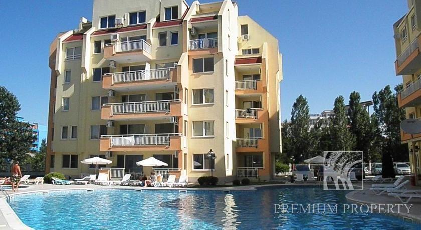 Апартаменты на Солнечном берегу, Болгария, 65 м2 - фото 1