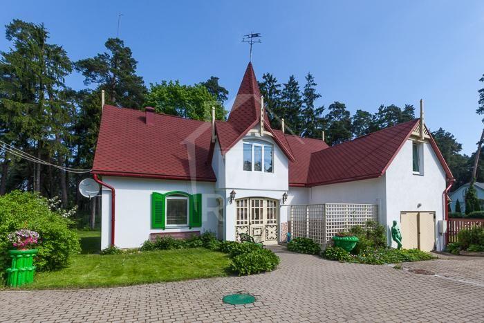 Дом в Юрмале, Латвия, 450 м2 - фото 1