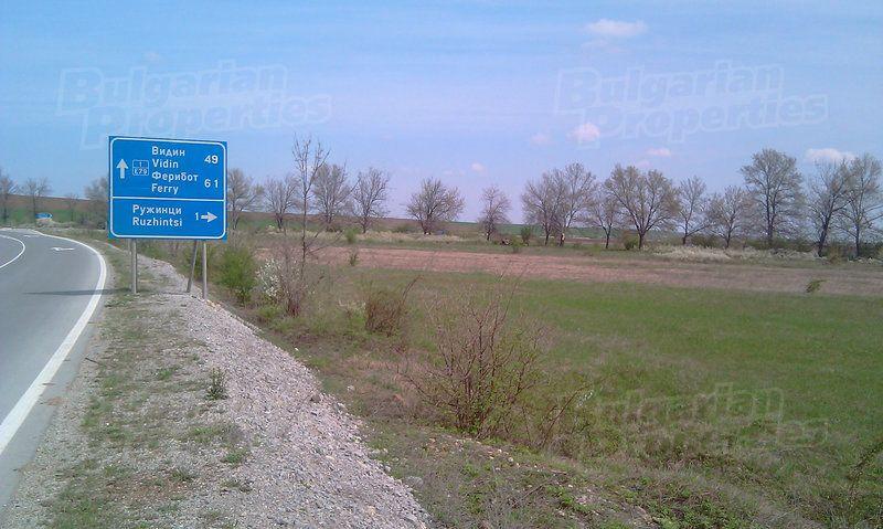 Земля в Видине, Болгария - фото 1