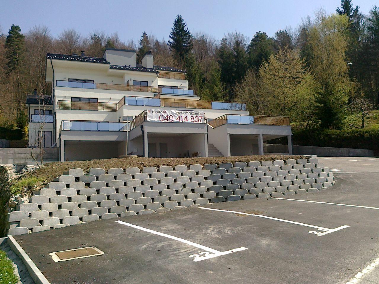 Квартира в Любляне, Словения, 41 м2 - фото 1