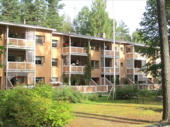 Квартира в Пиексямяки, Финляндия, 69.5 м2 - фото 1