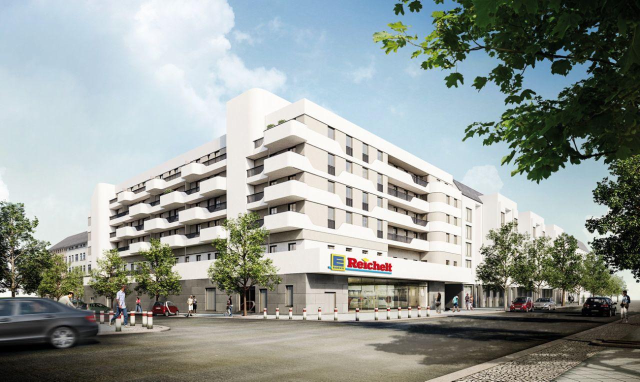 Квартира в Берлине, Германия, 87.29 м2 - фото 1