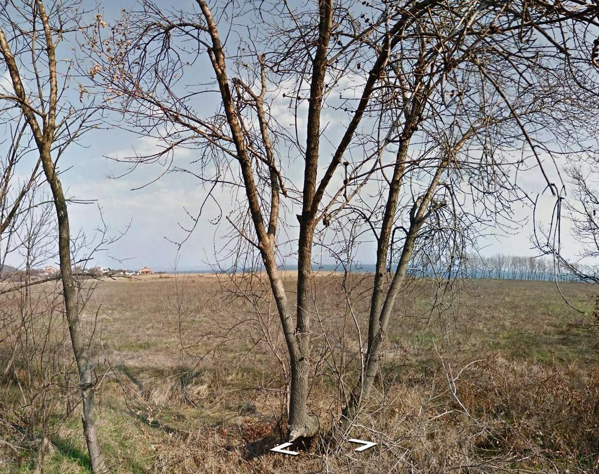 Земля в Черноморце, Болгария, 3605 м2 - фото 1