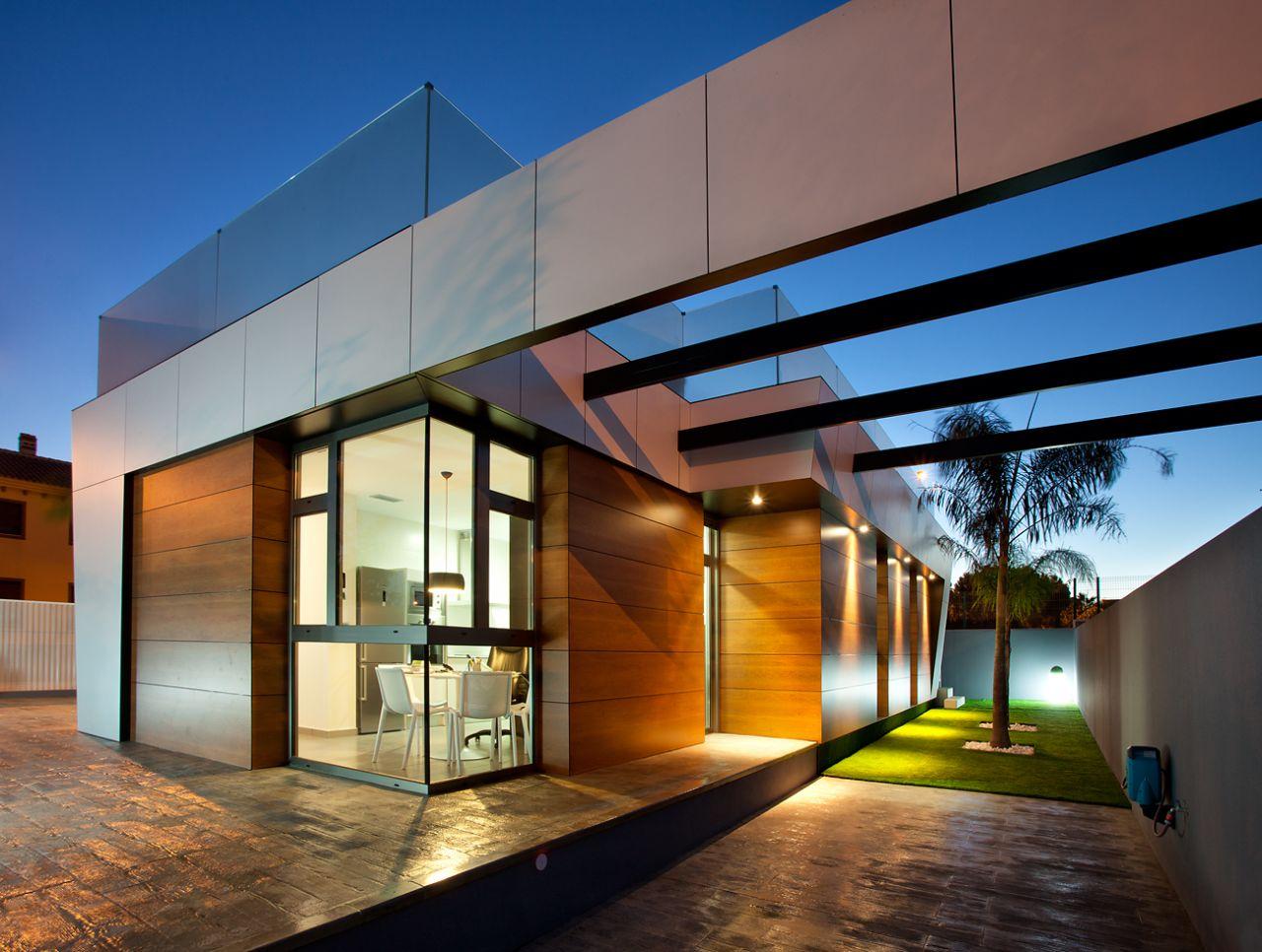 Дом на Коста-Бланка, Испания, 121 м2 - фото 1