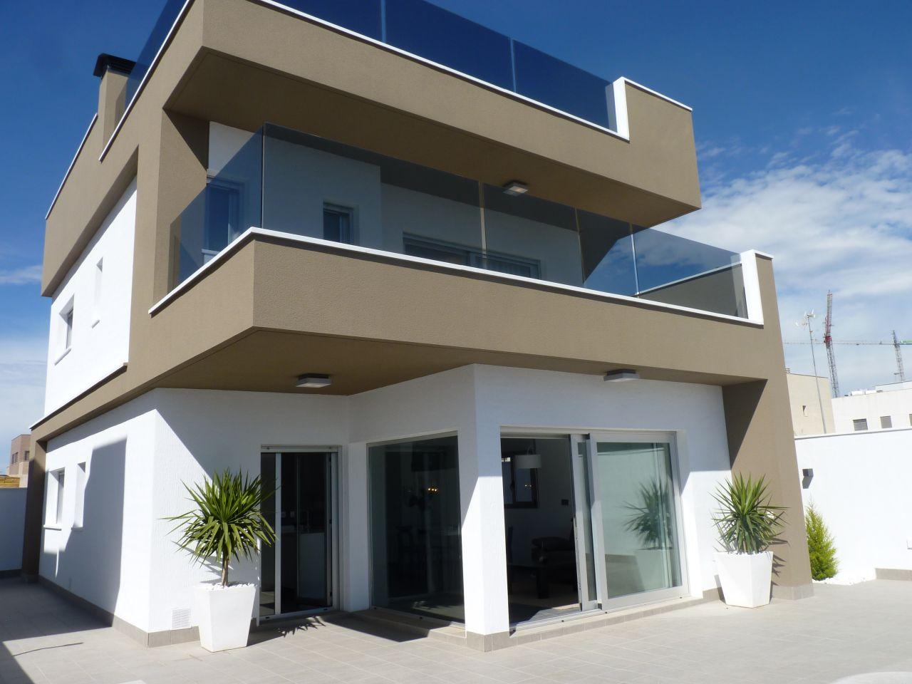 Дом на Коста-Бланка, Испания, 230 м2 - фото 1