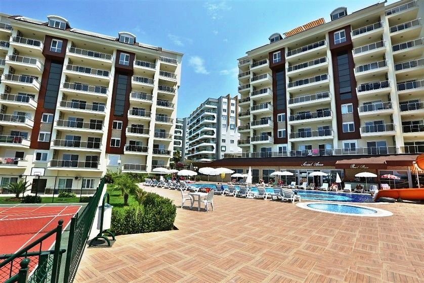 Квартира в Аланье, Турция, 53 м2 - фото 1