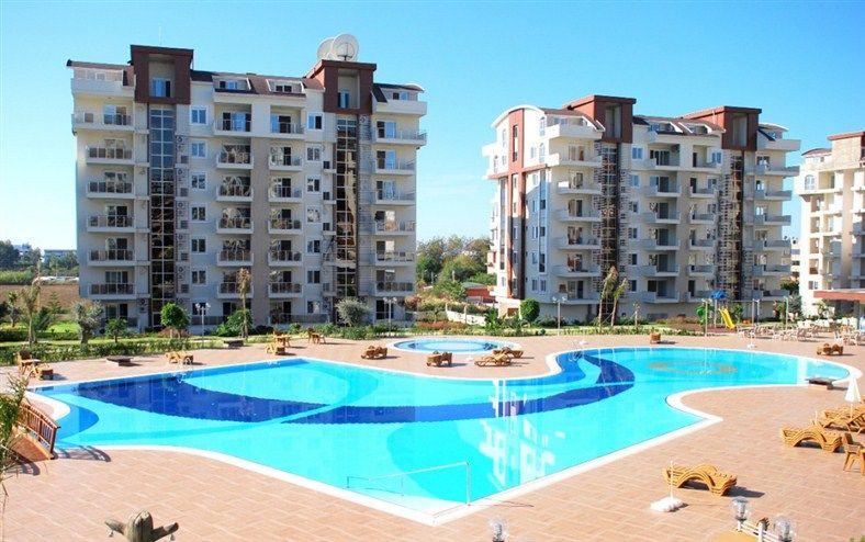 Пентхаус в Аланье, Турция, 180 м2 - фото 1