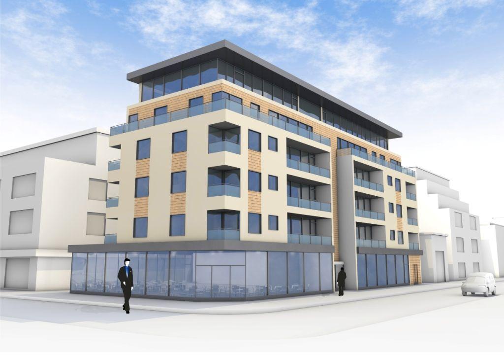 Инвестиционный проект в Сандерленде, Великобритания, 31 м2 - фото 1