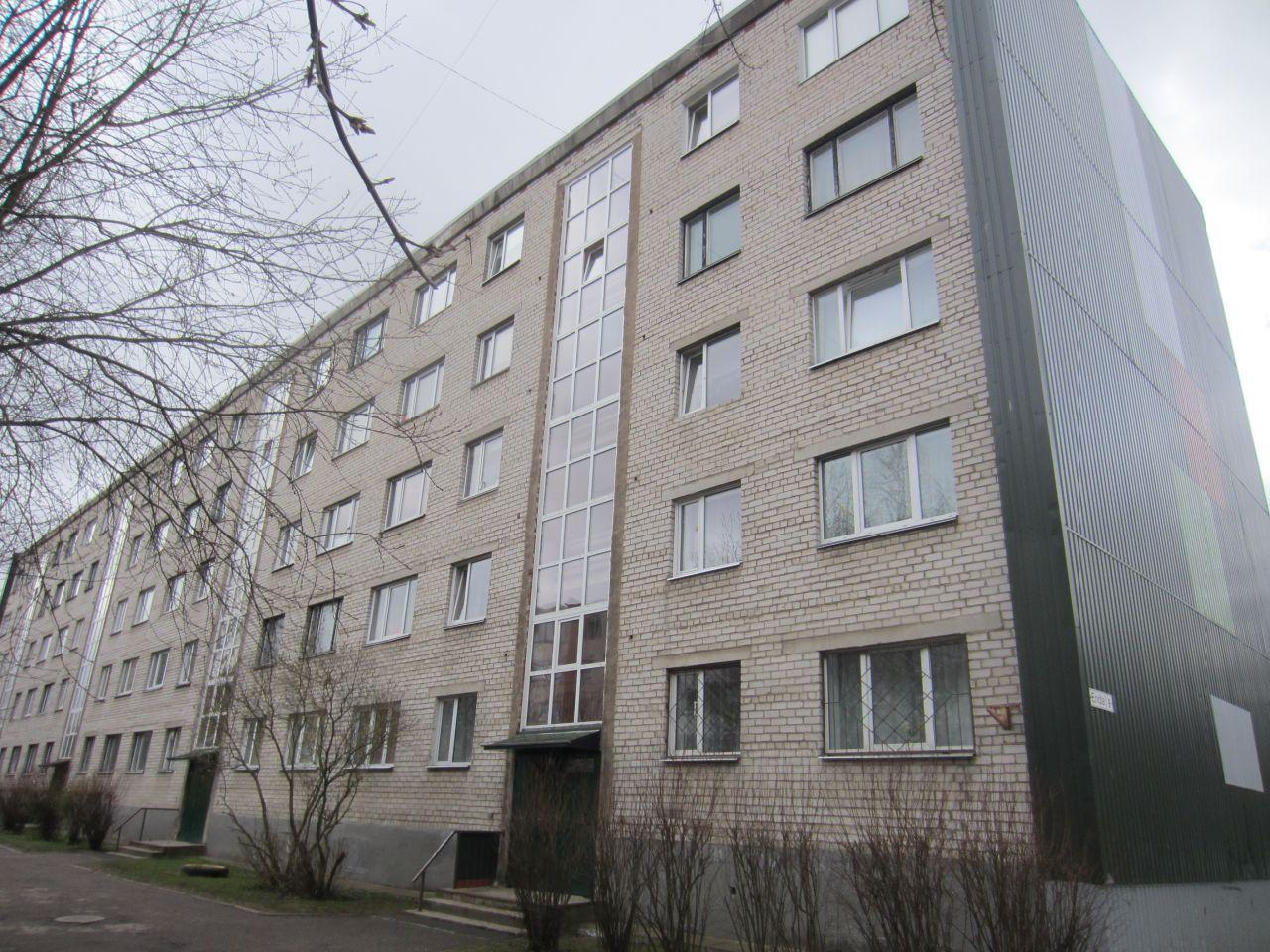 Квартира в Кохтла-Ярве, Эстония, 28.3 м2 - фото 1