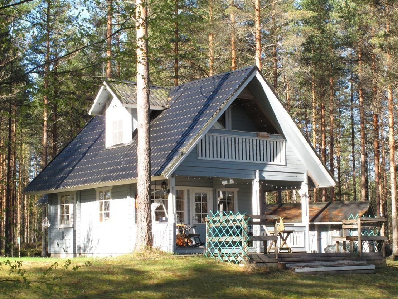 Коттедж в Юва, Финляндия, 51 м2 - фото 1