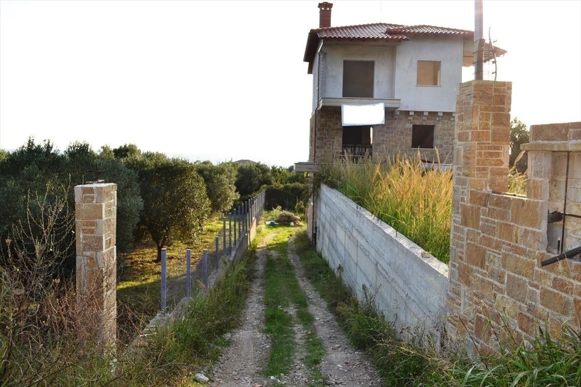 Вилла Халкидики-Кассандра, Греция, 750 сот. - фото 1