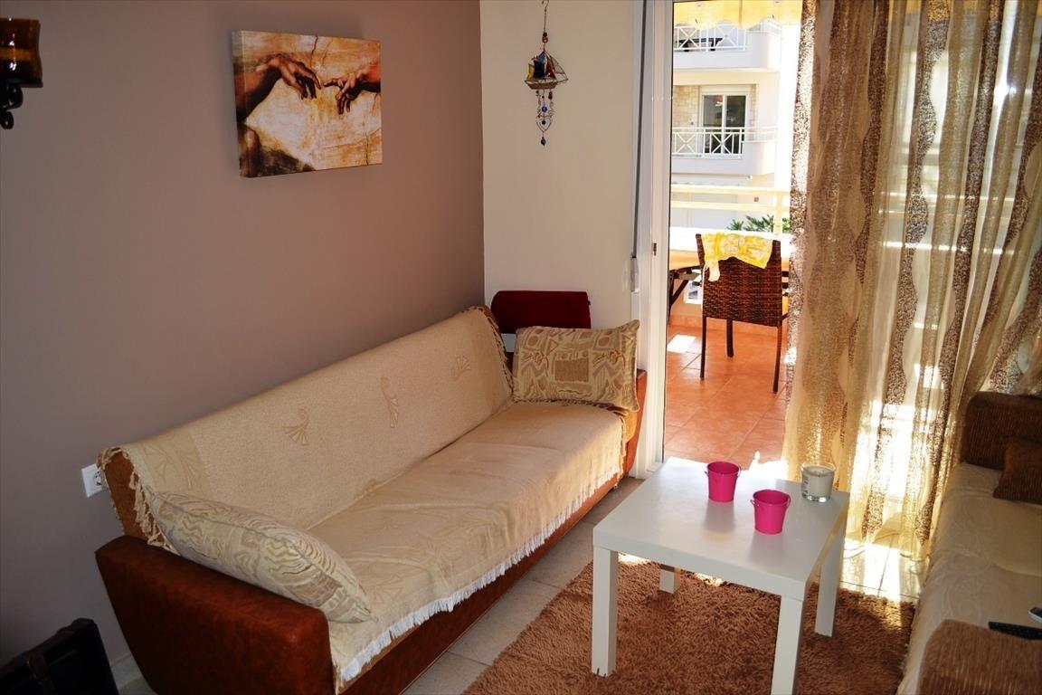 Квартира Халкидики-Кассандра, Греция, 50 м2 - фото 1