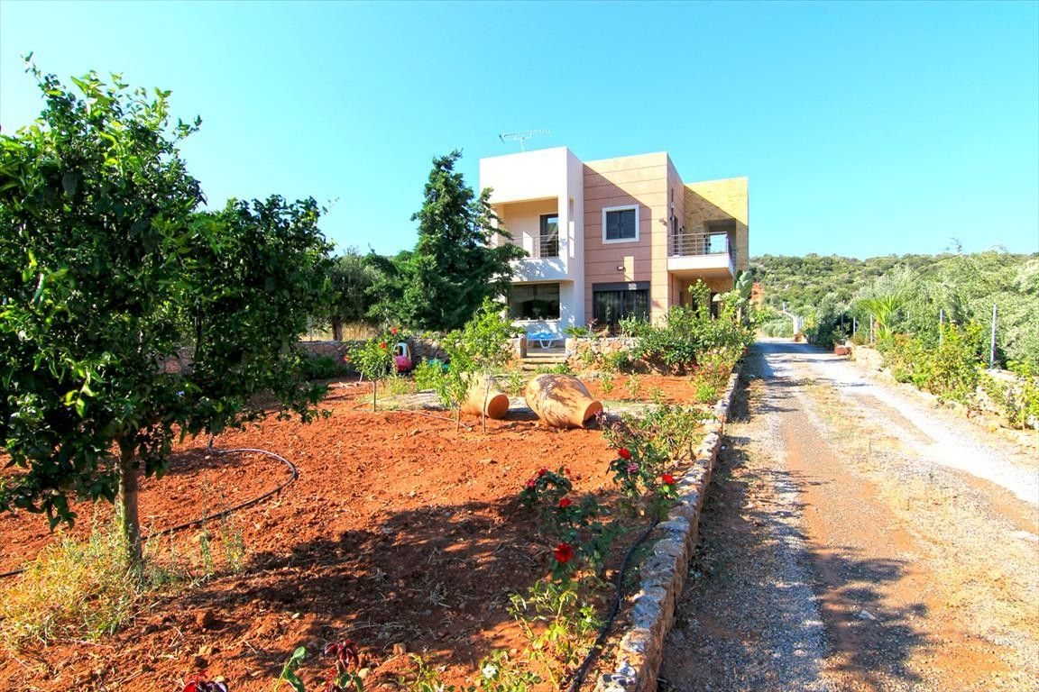 Коттедж о. Крит, Греция, 5700 сот. - фото 1