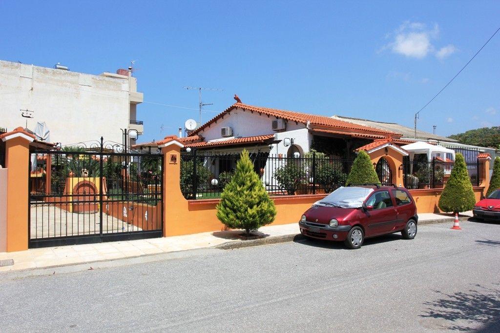 Коттедж о. Крит, Греция, 620 сот. - фото 1
