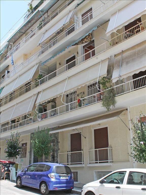 Квартира в Афинах, Греция, 35 м2 - фото 1