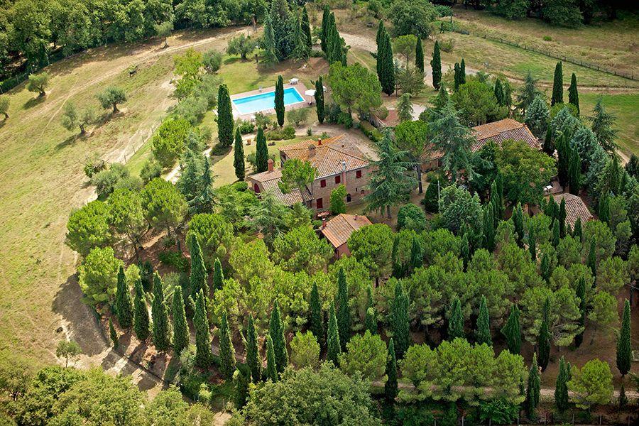 Ферма в Сиене, Италия, 790 м2 - фото 2