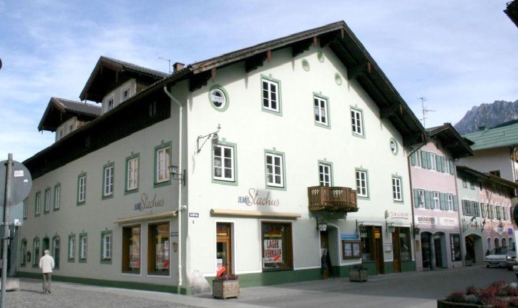Отель, гостиница в Южной Баварии, Германия, 1180 м2 - фото 1