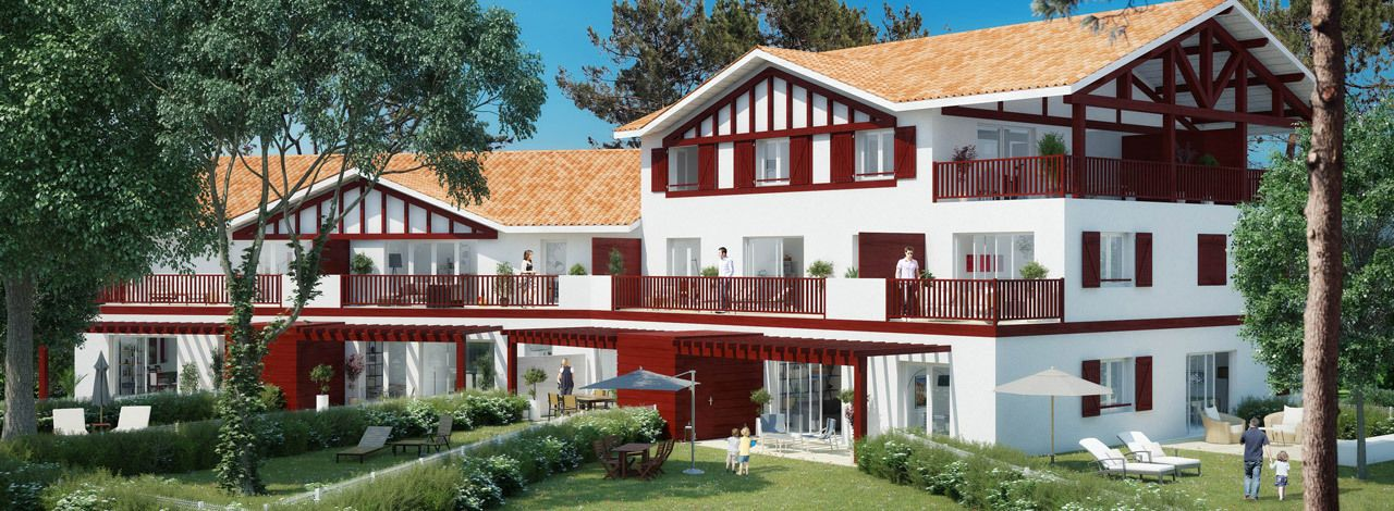Квартира в Аквитании, Франция, 60 м2 - фото 1