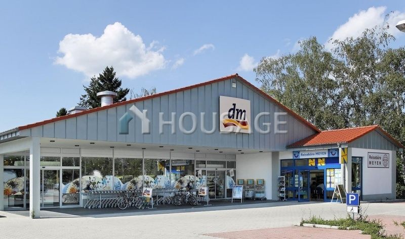 Магазин в Южной Баварии, Германия, 2057 м2 - фото 1