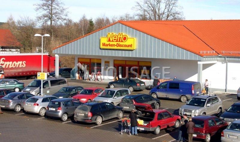 Магазин в Саксонии, Германия, 3921 м2 - фото 1