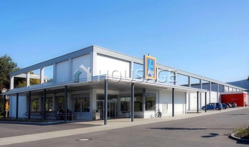 Магазин в Саксонии, Германия, 2455 м2 - фото 1