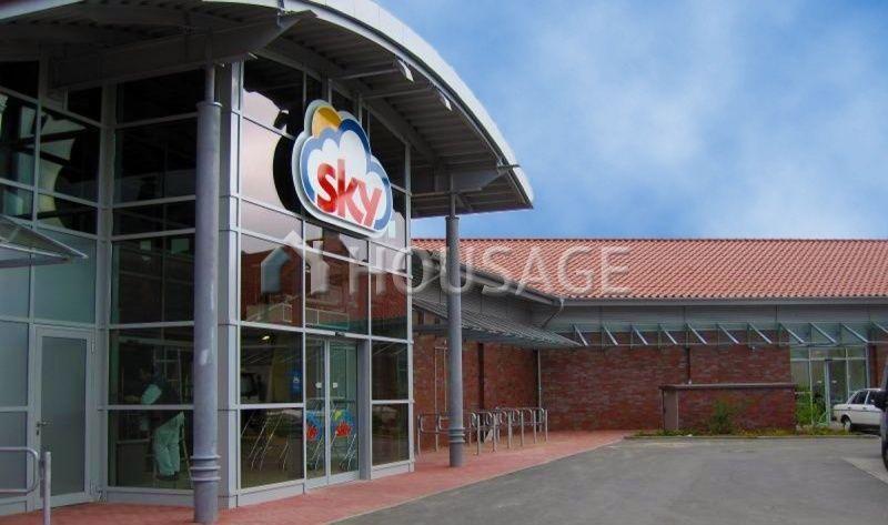 Магазин в земле Шлезвиг-Гольштейн, Германия, 3779 м2 - фото 1