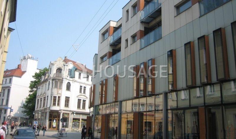 Магазин в Тюрингии, Германия, 5722 м2 - фото 1