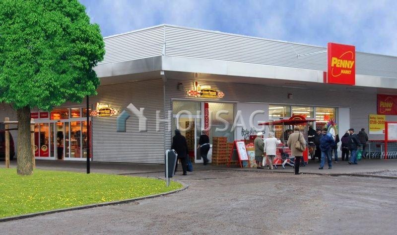 Магазин в Саксонии-Анхальт, Германия, 1495 м2 - фото 1