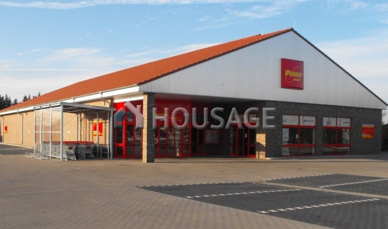 Магазин в Нижней Саксонии, Германия, 1060 м2 - фото 1