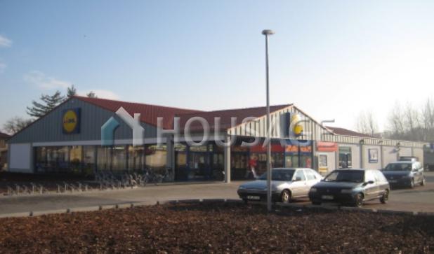 Магазин в Саксонии, Германия, 4680 м2 - фото 1