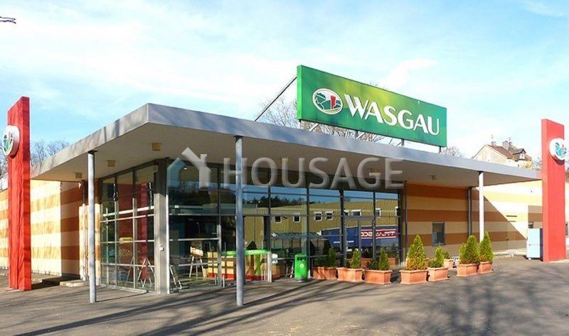 Магазин Саар, Германия, 2000 м2 - фото 1