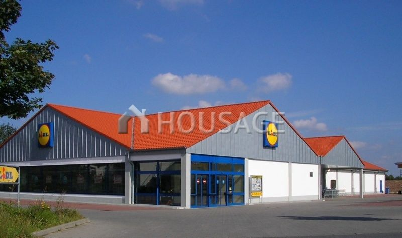 Магазин в земле Северный Рейн-Вестфалия, Германия, 2454 м2 - фото 1