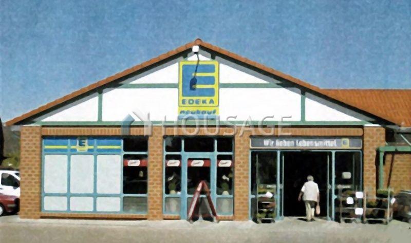 Магазин в Саксонии-Анхальт, Германия, 3565 м2 - фото 1
