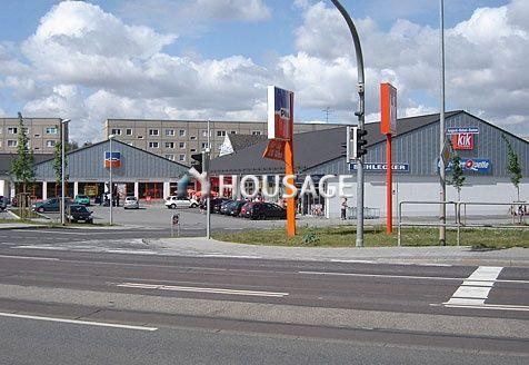 Магазин в Саксонии-Анхальт, Германия, 2181 м2 - фото 1