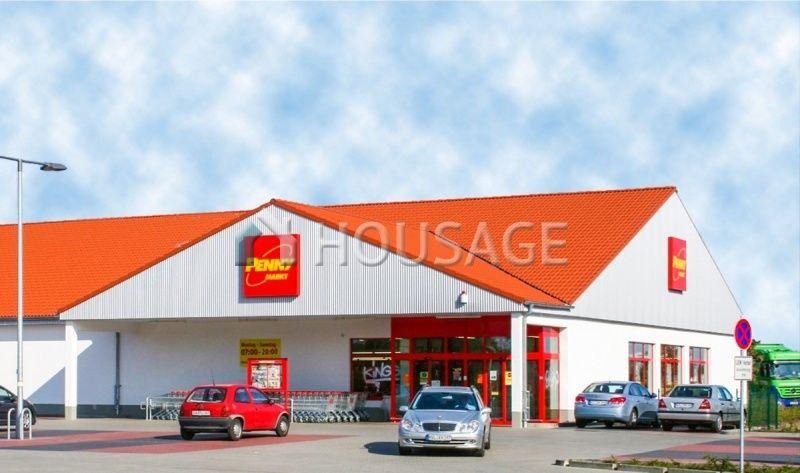 Магазин в Бранденбурге, Германия, 1015 м2 - фото 1