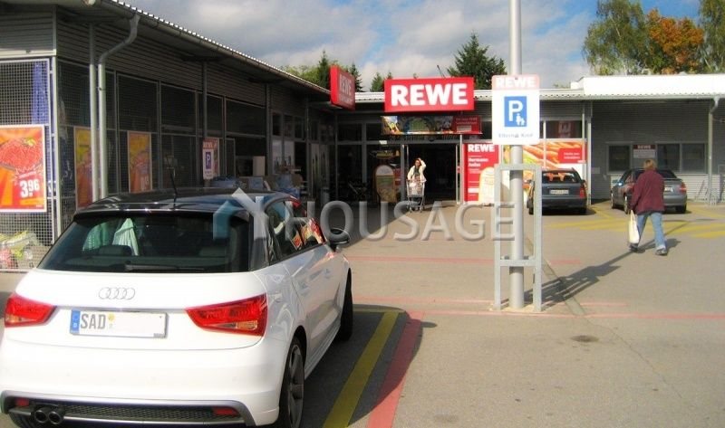 Магазин в Южной Баварии, Германия, 2516 м2 - фото 1