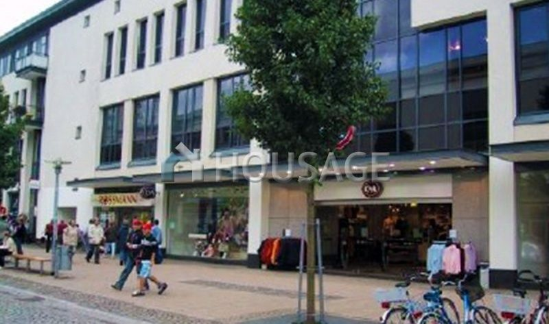 Магазин в Мекленбурге-Передней Померании, Германия, 4147 м2 - фото 1