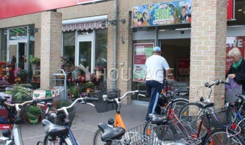 Магазин в Бранденбурге, Германия, 3945 м2 - фото 1