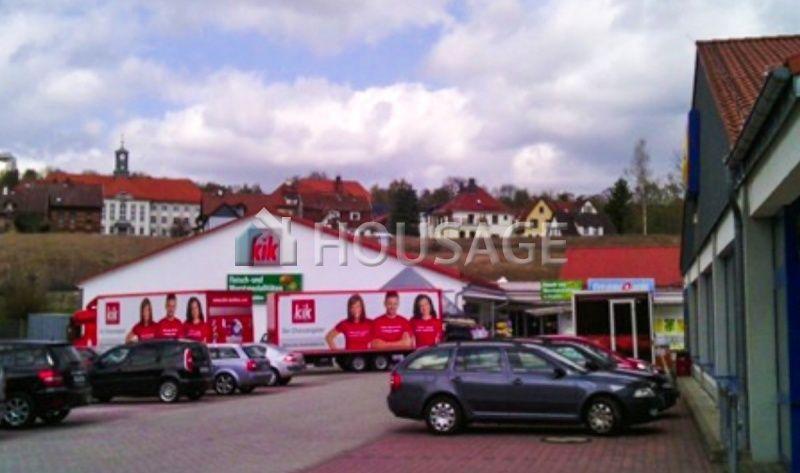 Магазин в Тюрингии, Германия, 1209 м2 - фото 1