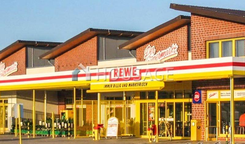 Магазин в Нижней Саксонии, Германия, 2875 м2 - фото 1