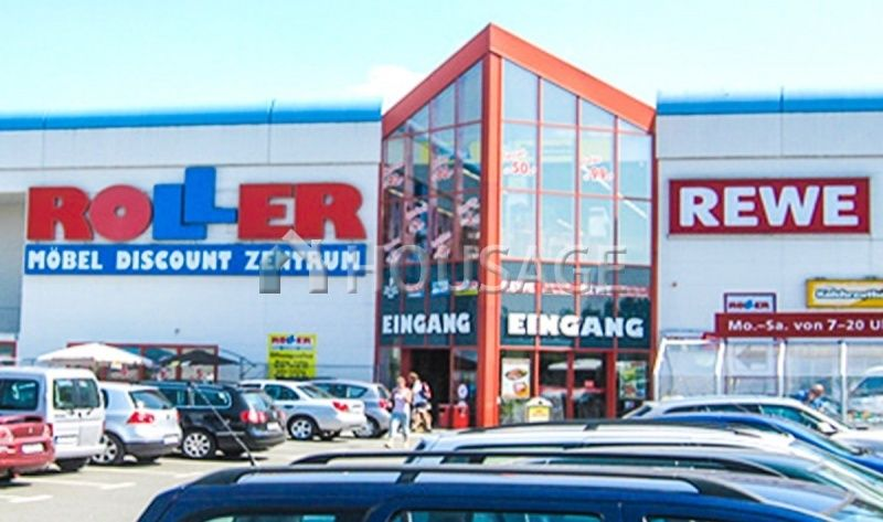 Магазин в Южной Баварии, Германия, 17003 м2 - фото 1